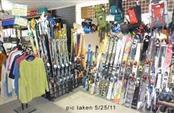 ATOMIC Snow Skis CARBON SPORT LITE SKIS